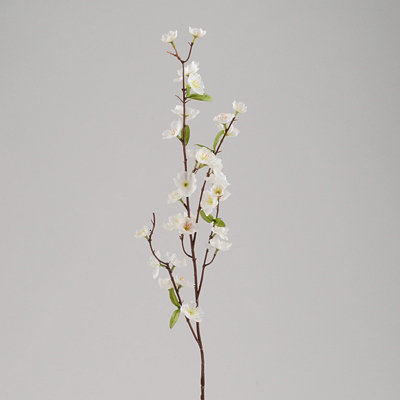 Green Cherry Blossom Spray, 39 in.