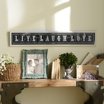 Live, Laugh, Love Shadowbox