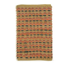 Spice & Gray Chindi Accent Rug