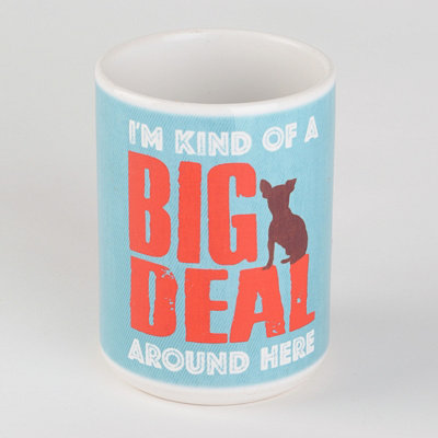 Big Deal Dog Mug