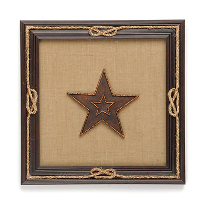 Texas Star Shadowbox
