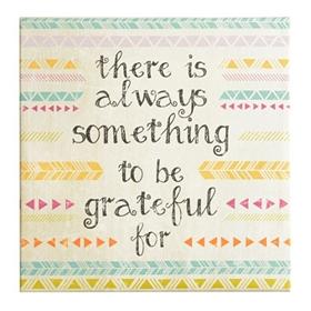 Always Grateful Wall Plaque