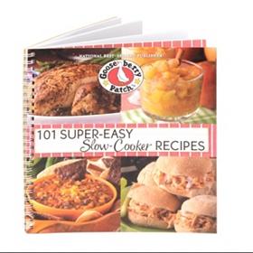 101 Super Easy Slow-Cooker Recipes Cookbook