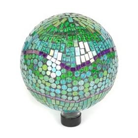 Mosaic Tile Gazing Globe