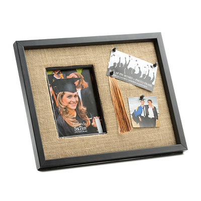 Push Pin Picture Frame, 5x7