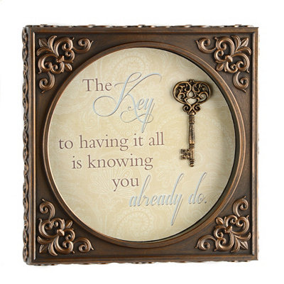The Key to Having It All Shadowbox