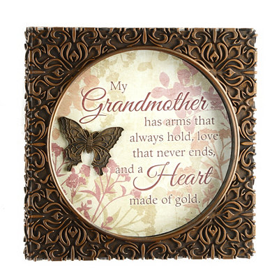 A Grandmother's Heart Shadowbox