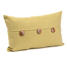 Dynasty Spring Green Oblong Pillow