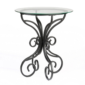 Oval Elizabeth Accent Table