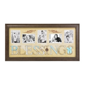 Blessings Collage Frame