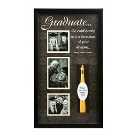 Graduation Tassel Collage Frame
