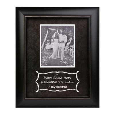 Love Story Picture Frame, 8x10