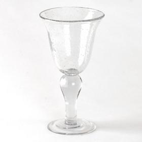 Clear Iris Goblet