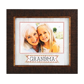 Decorative Grandmother Picture Frame, 5x7