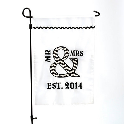 Mr. & Mrs. 2014 Flag Set