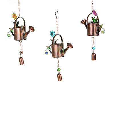 Watering Can Wind Chimes