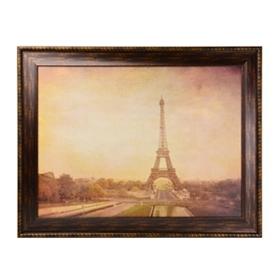 Tour de Eiffel Framed Art Print