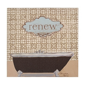 Renew Canvas Art Print