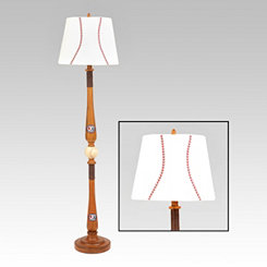 Baseball Floor Lamp