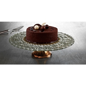 Metallic Shine Cake Stand