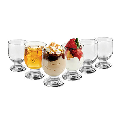 Cordial Glasses, Set of 6
