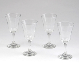Parfait Glasses, Set of 4