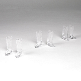 Kickback Shooters, Set  of 6
