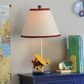 Kids Plane Table Lamp