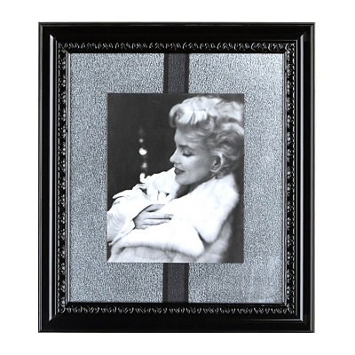 Marilyn Monroe I Mirrored Framed Art Print