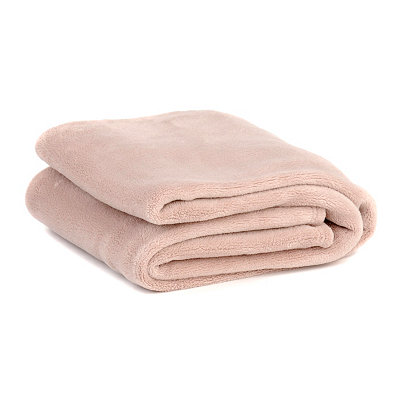 Tan Oversized Throw Blanket
