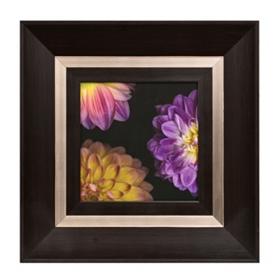 Purple Peonies I Framed Art Print