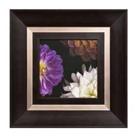 Purple Peonies II Framed Art Print
