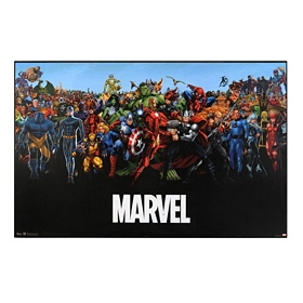 Marvel Universe Wall Plaque