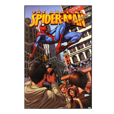 Amazing Spider-Man Wall Plaque