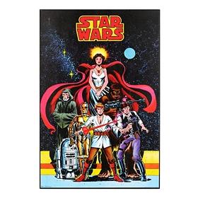Star Wars Wall Plaque