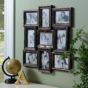 Brushed Bronze Collage Frame
