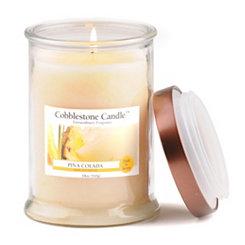Pina Colada Jar Candle