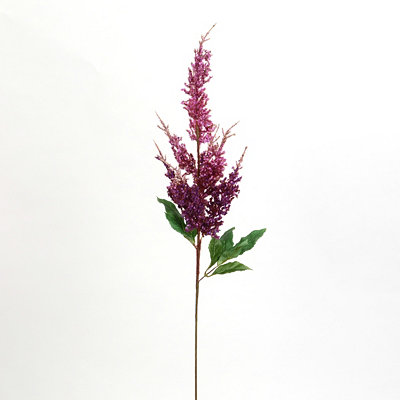Purple Astilbe Spray