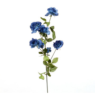 Blue Rose Spray