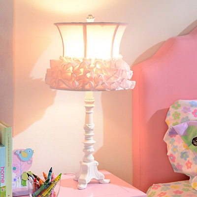Pink Ballerina Table Lamp