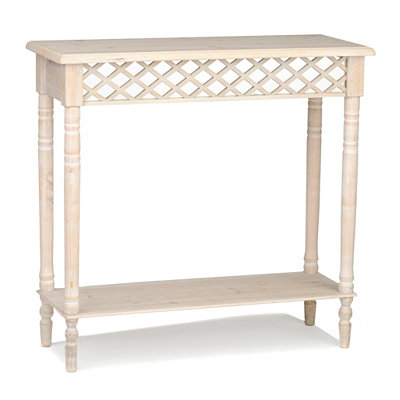 Ward Mirrored Console Table