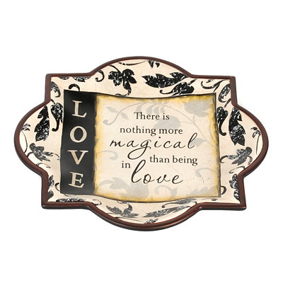 Nothing More Magical Decorative Plate