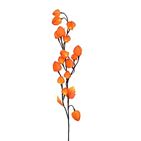 Pre-Lit Red Chinese Lantern Branch
