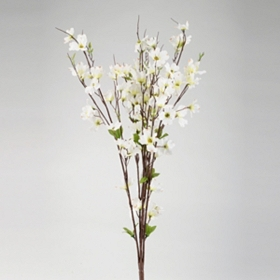 White Dogwood Bush, 29 in.