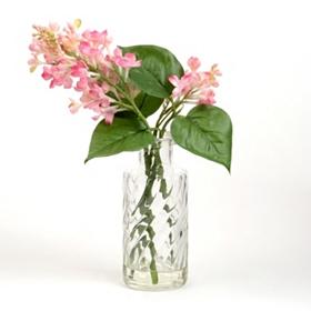 Pink Lilac Arrangement