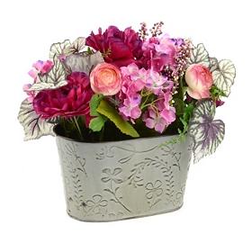 Purple Ranunculus Arrangement