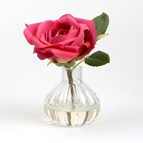 Single Rose Arrangement