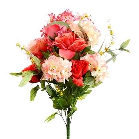 Pink Spring Mix Floral Bush