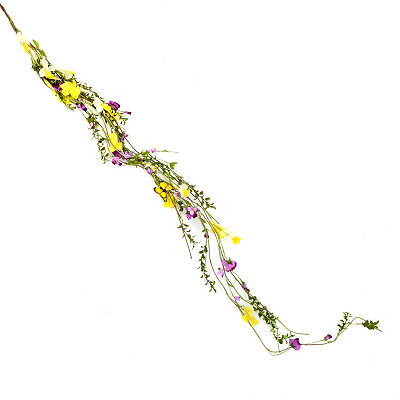Spring Flower Garland, 60 in.