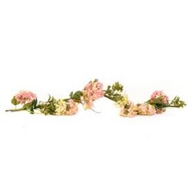Hydrangea and Berries Garland